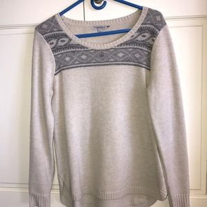Toad & Co. sweater